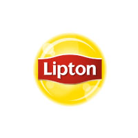 Bluejuice client - Lipton logo