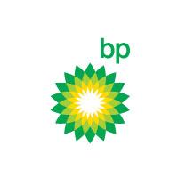 Bluejuice client - bp logo