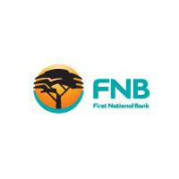 Bluejuice client - FNB logo