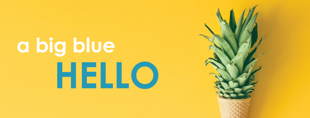 hello from blue juice design